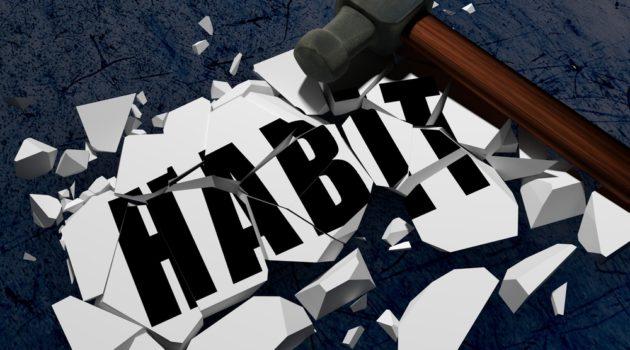 4 Steps to Break ANY Bad Habit