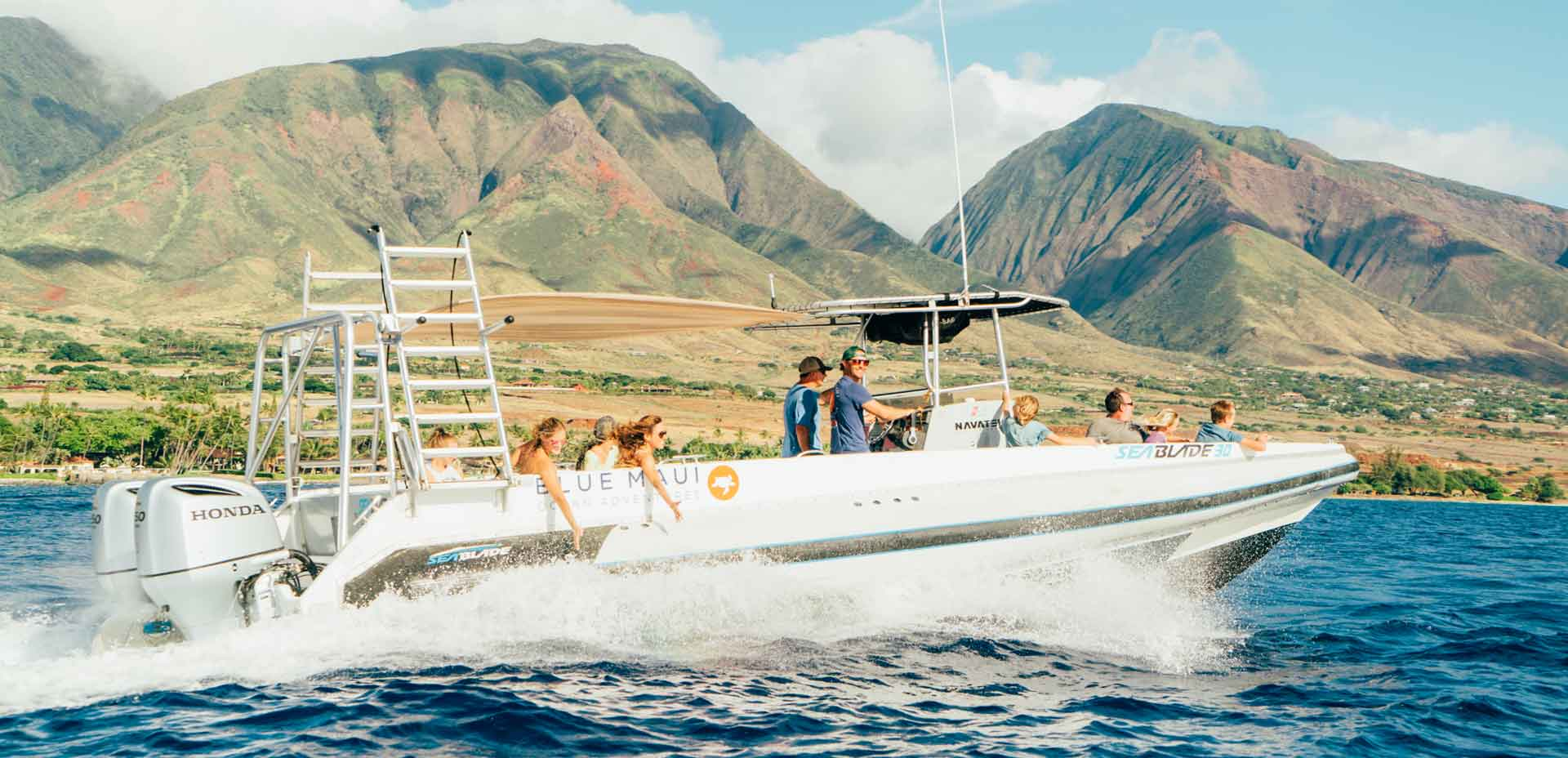 Ocean Raft Snorkel Trip Charter - Ka'anapali Beach