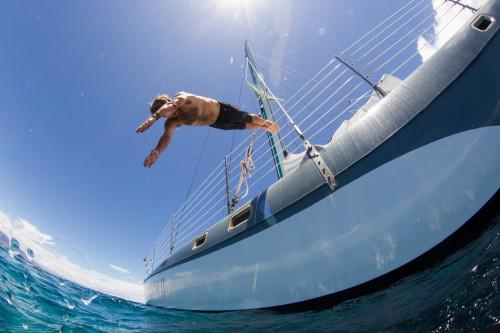 Sailing & Snorkeling Catamaran