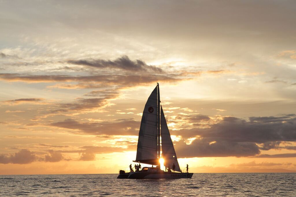 Lahaina Performace Sunset Sail (All Ages)