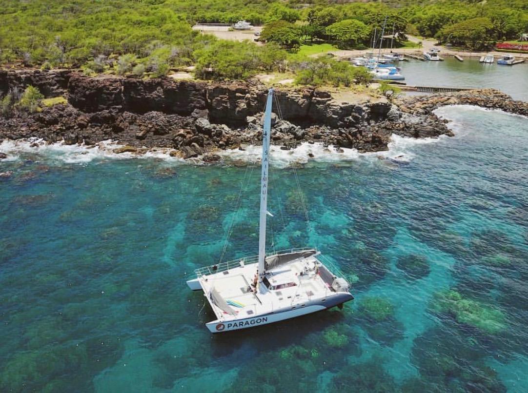 Private Performance Sailing Catamaran