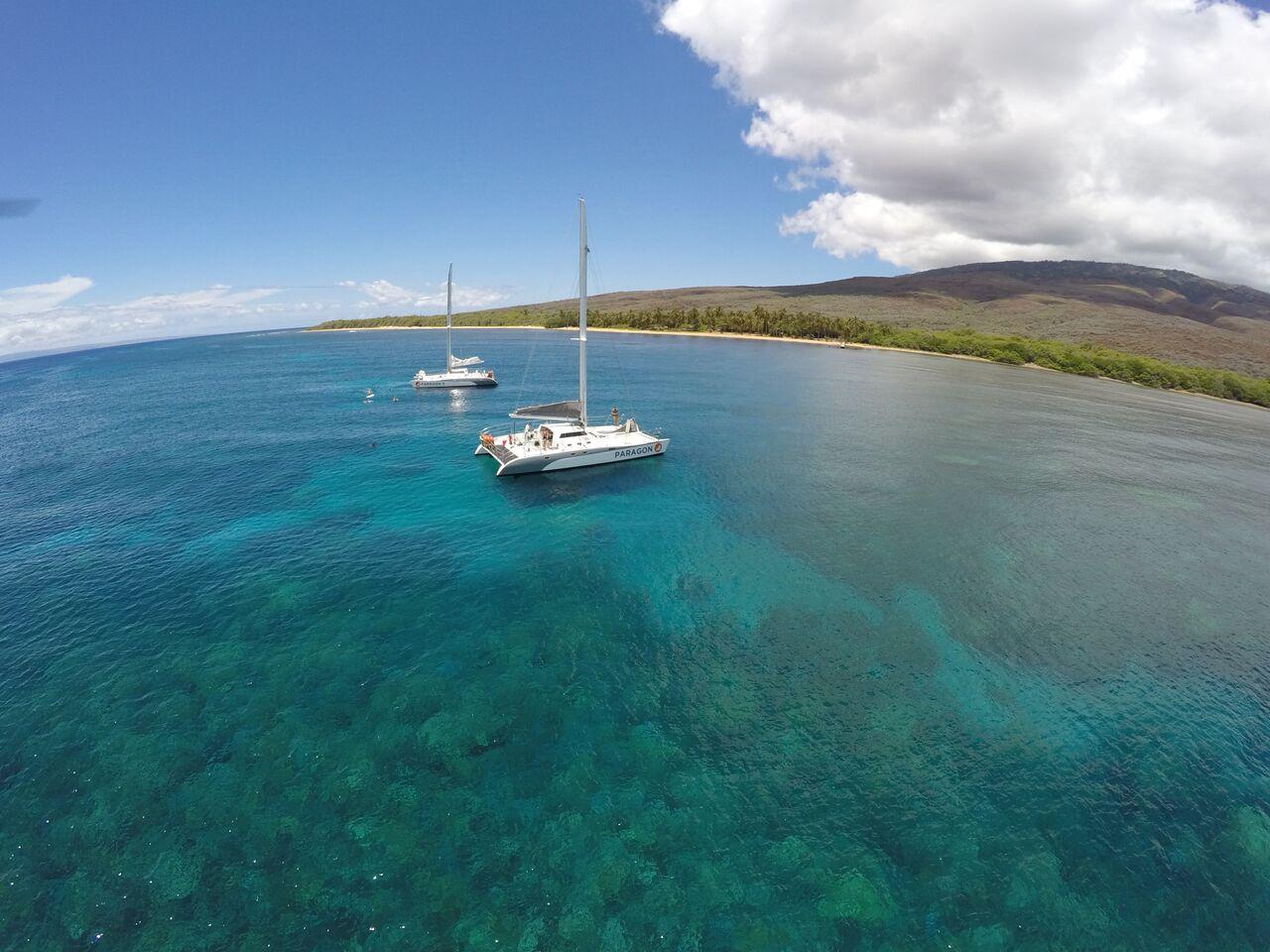 Snorkeling & Sailing Day Trip To Lana'i