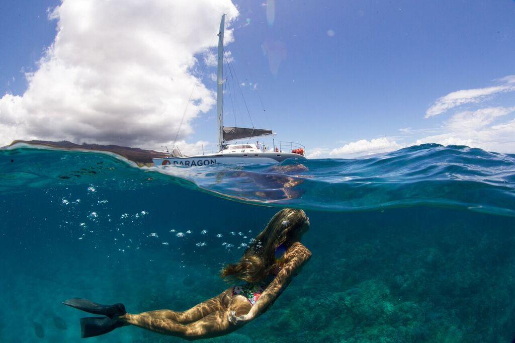 Afternoon Sailing & Snorkel