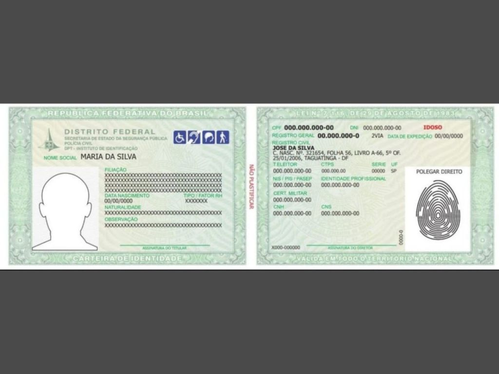 Instituto De Identificação Do Paraná Passa A Emitir Rg Com