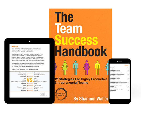 A Manual To Train Your Team So You Dont Have