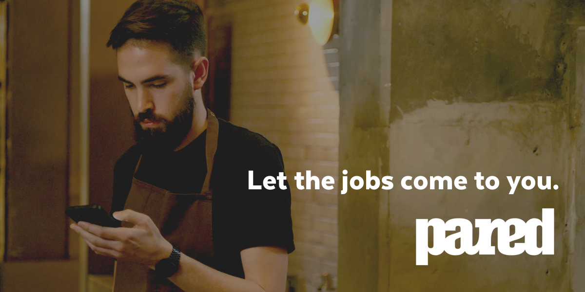 Pared - Where Restaurant Jobs Come to You