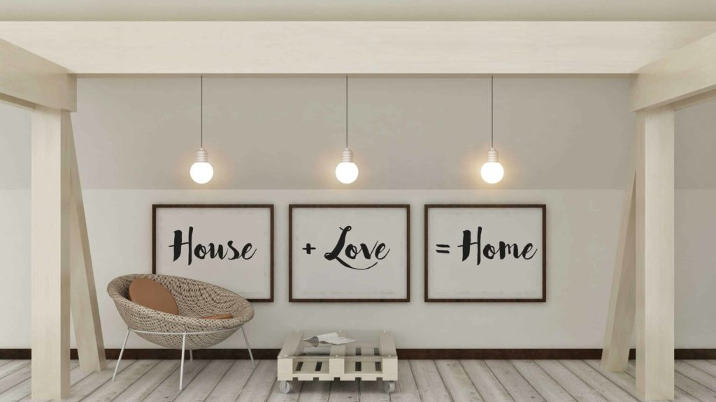 House love home art 1024x576 - 6 Ways to Embrace Moving to a New City