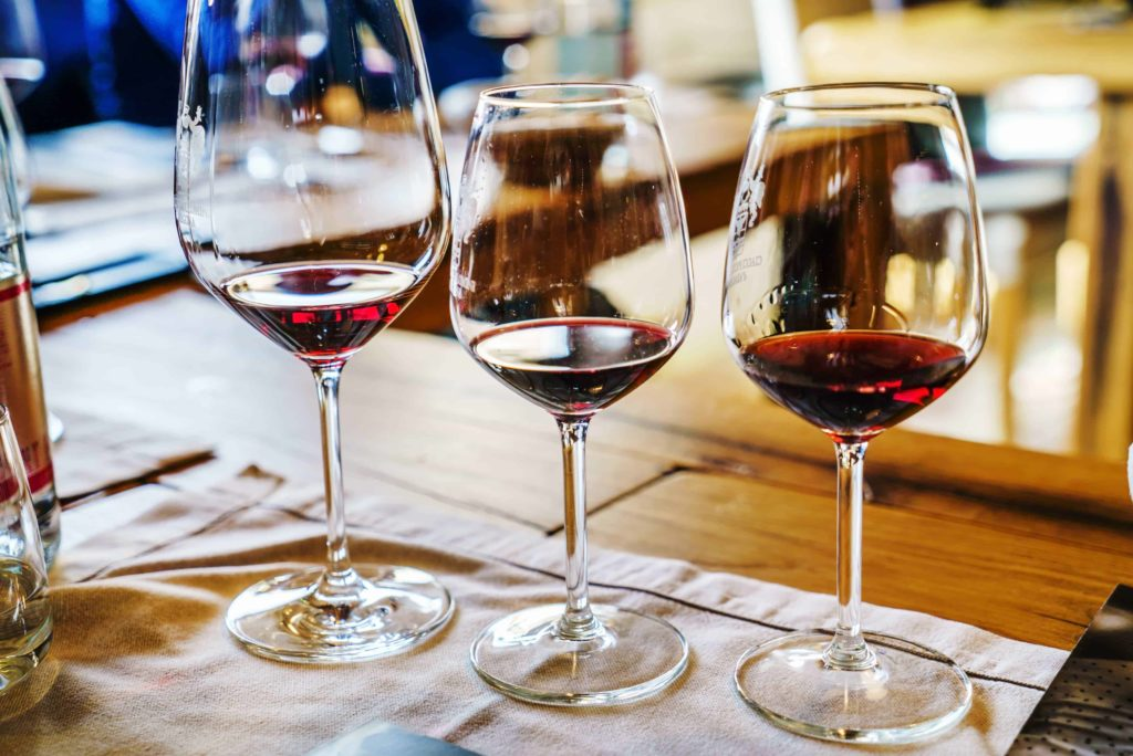 Wine tasting wine glasses 1024x684 - 6 Ways to Embrace Moving to a New City