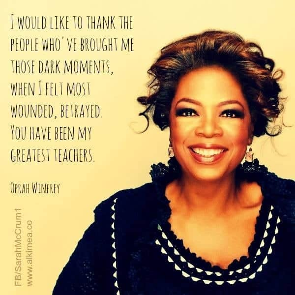 Oprah quote - 6 Daily Practices for Self Love