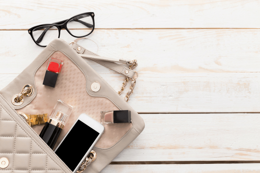 beauty bag 1 - What's In Her Beauty Bag?