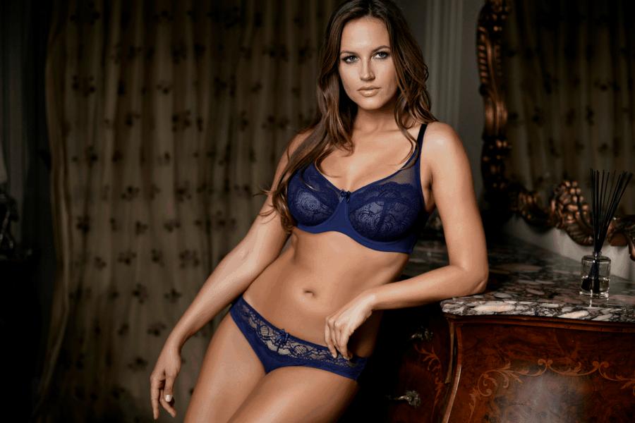 lingerie we love shades of blue parfait marrianne