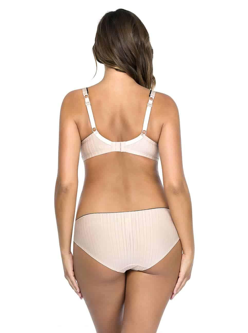 Aline TShirtBraP5251 BikiniP5253 Nude Back - Aline Bikini - Nude - P5253