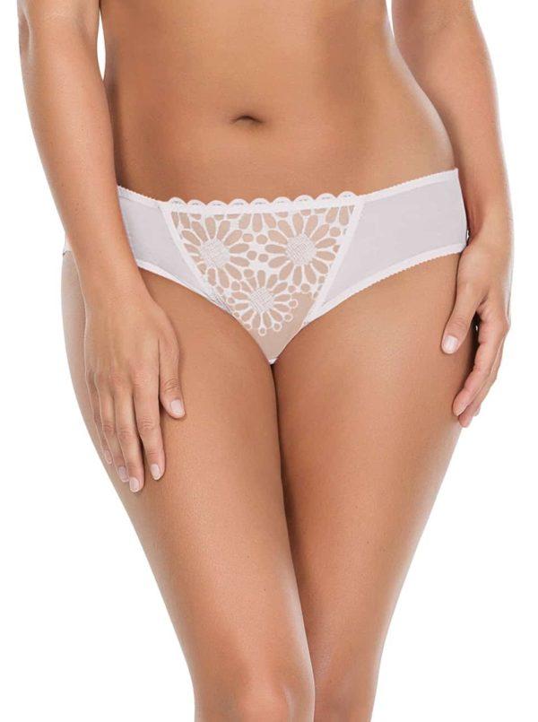 Irene BikiniP5333 Ivory Front 600x805 - Irene Bikini - Ivory - P5333