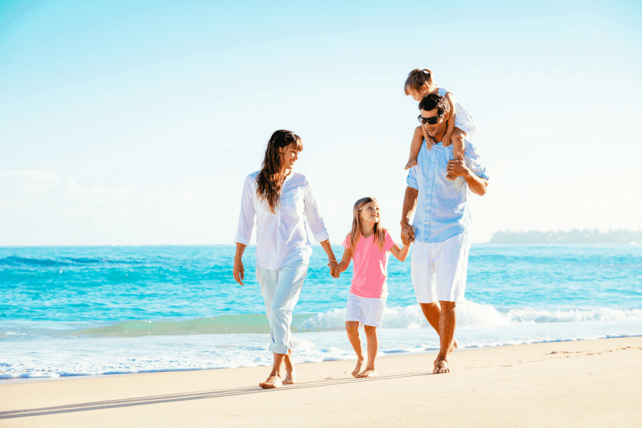 best kid friendly family vacation ideas