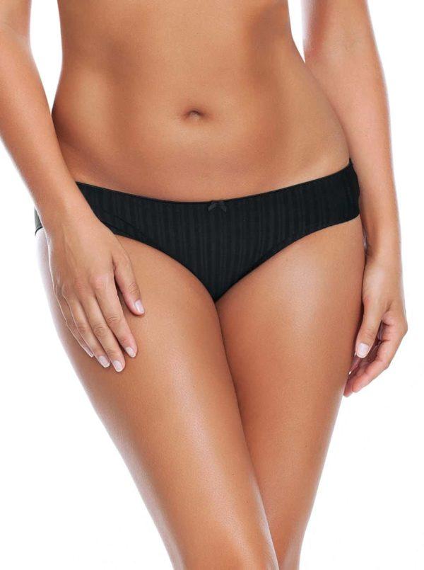Aline BikiniP5253 Black Front 600x805 - Aline Bikini - Black - P5253