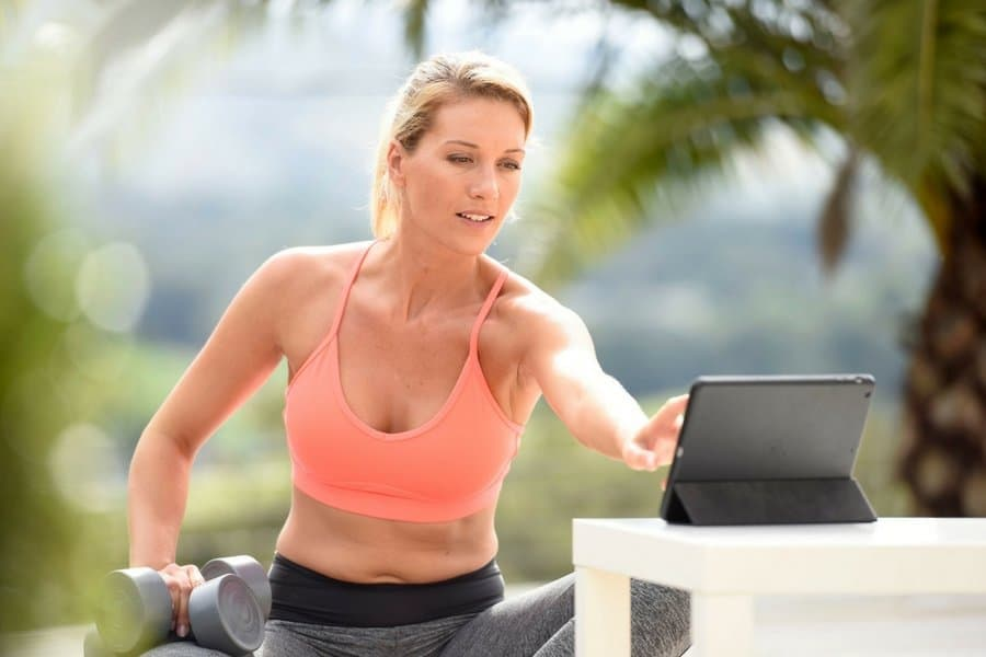 best free fitness apps for women