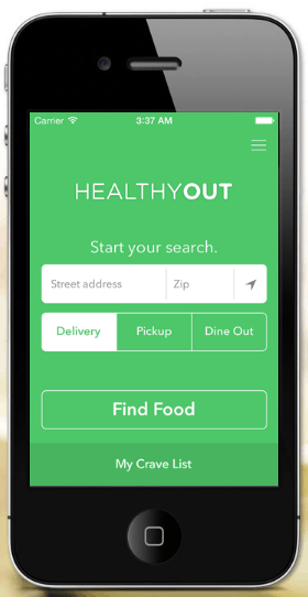 healthy out app - 8 Brilliant Lifestyle Apps That Will Improve Your Health