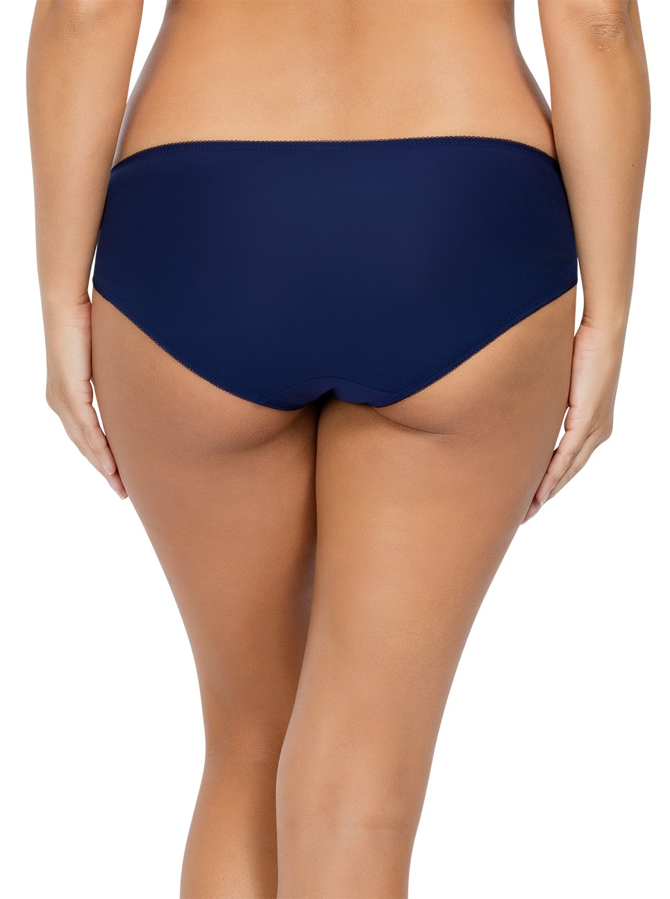 PARFAIT Cora BikiniP5633 NavyBlue Back - Cora Bikini - Navy Blue - P5633