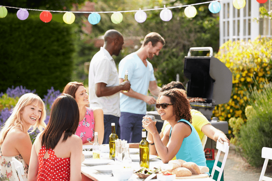 4 Tips for Planning the Easiest Get Together Ever This Weekend - Plan the Easiest Get Together Ever This Weekend