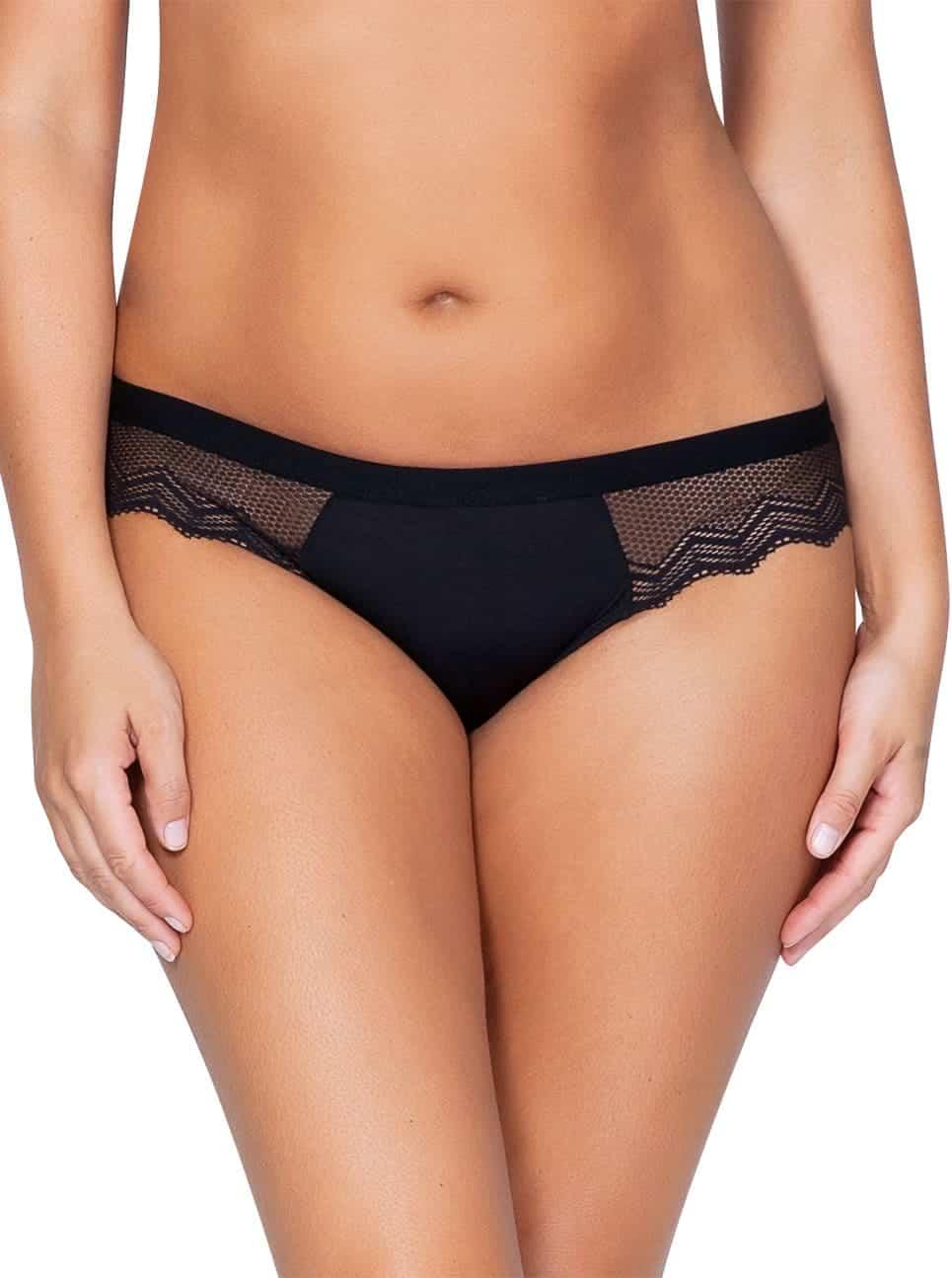 Lydie P5443 Bikini BlackFront - Lydie Bikini – Black – P5443