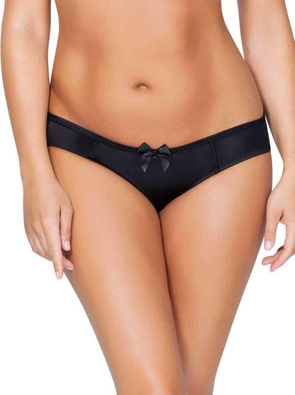Charlotte Bikini6905 Black Front 600x805 - Charlotte Bikini - Black - 6905
