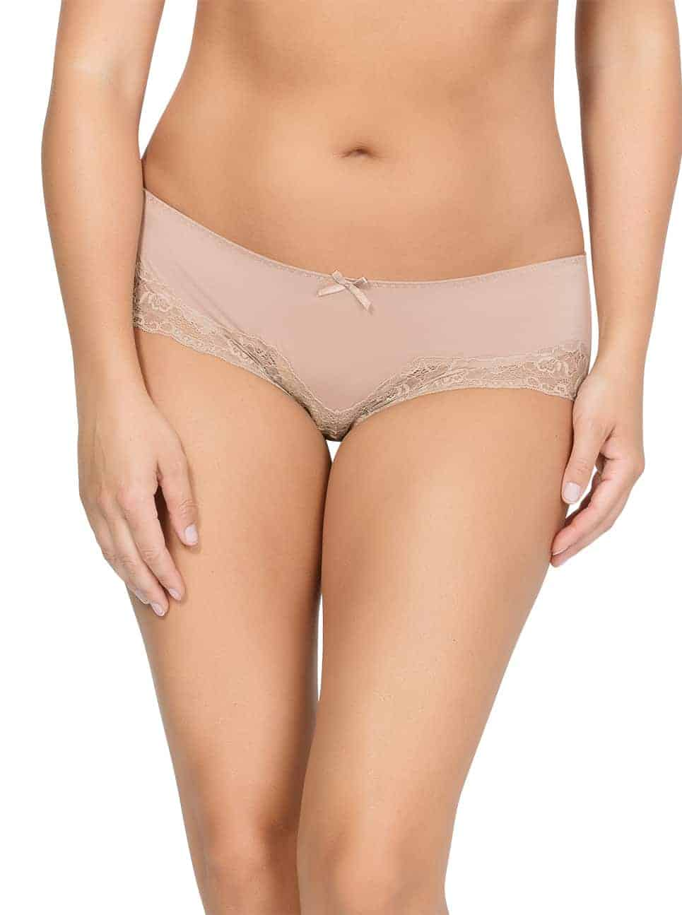 Tess HipsterP5025 BareFront - Tess Hipster - Bare - P5025