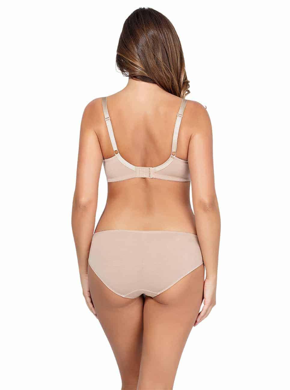 Tess UnlinedWireBraP5022 BikiniBare - Tess Unlined Wire Bra - Bare - P5022