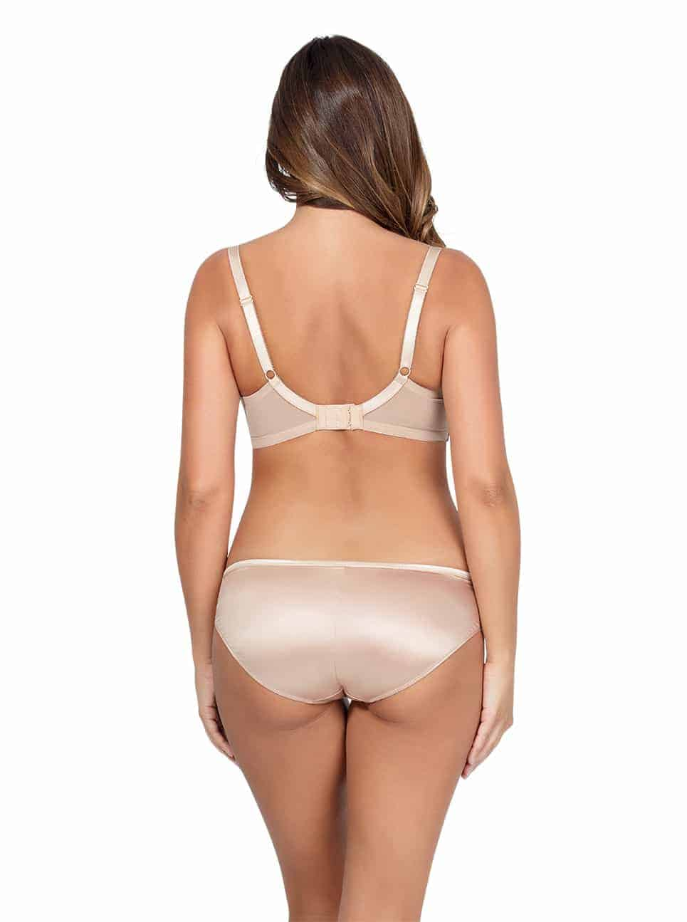 Charlotte PaddedBra6901 Bikini6905 TrueNude Back3 copy - Charlotte Bikini - True Nude - 6905