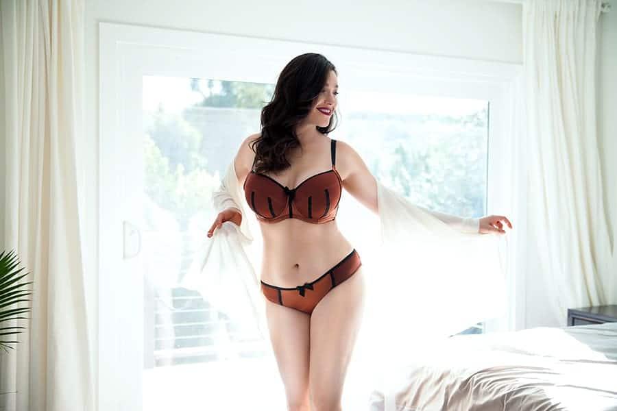 confident lingerie