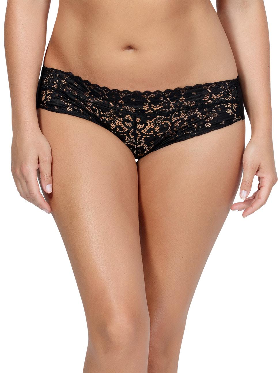 00202c8b1ad12a Adriana Bikini - Black - P5483 - ParfaitLingerie.com