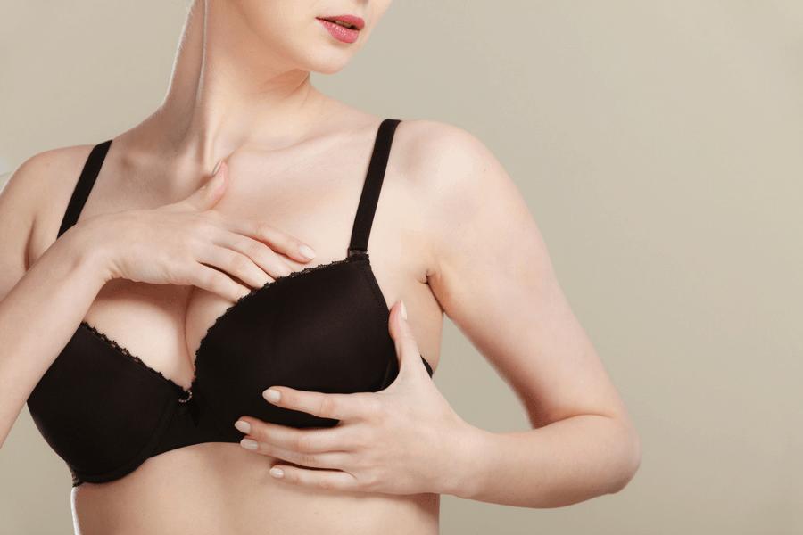 Odd size boob