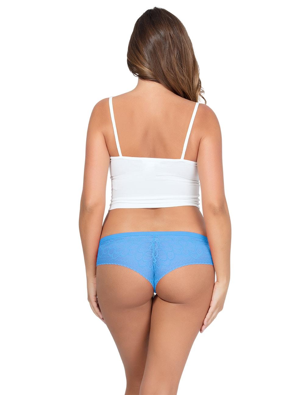 ParfaitPanty SoGlam HIPSTERPP502 MediterraneanBlue BACK copy 1 - Parfait Panty So Glam Hipster - Mediterranean Blue - PP502