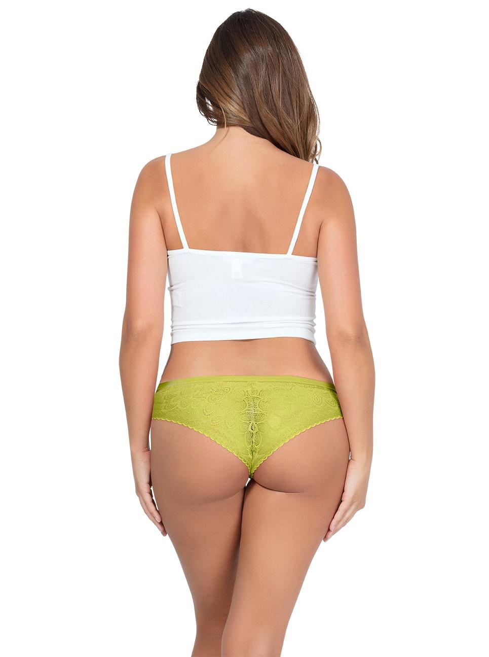 PARFAIT ParfaitPanty SoGlam BikiniPP302 Lemonade Back2 copy 2 - Parfait Panty So Glam Bikini - Lemonade - PP302