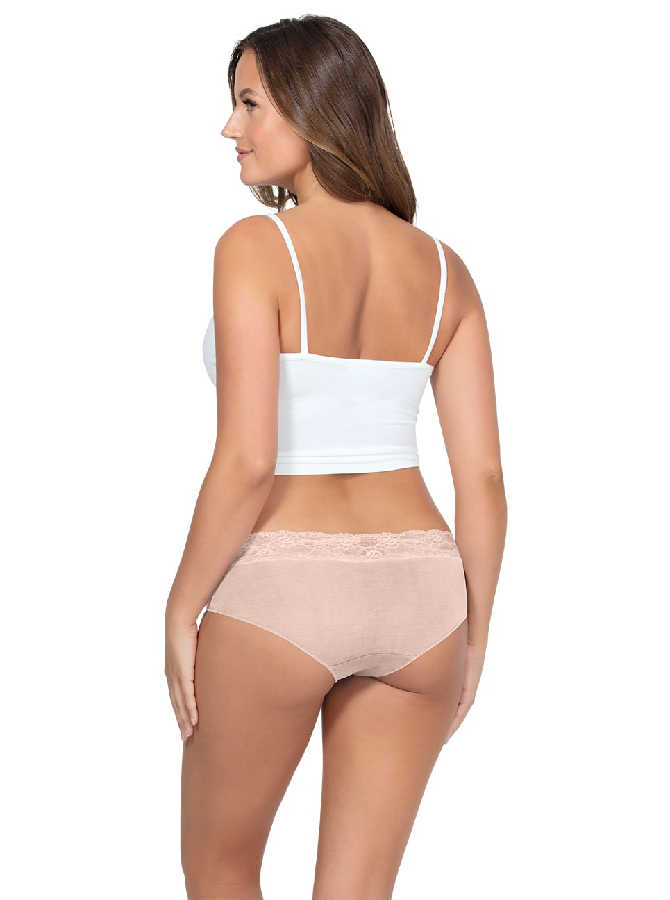 PARFAIT ParfaitPanty SoEssential HipsterPP503 Bare Back copy - Parfait Panty So Essential Hipster - Bare- PP503