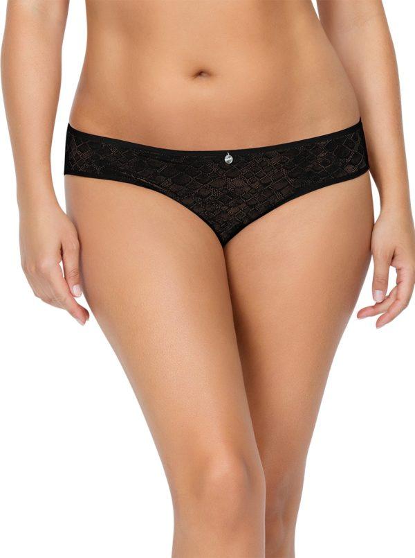 PARFAIT Enora BikiniP5273 Black Front copy 600x805 - Enora Bikini - Black - P5273