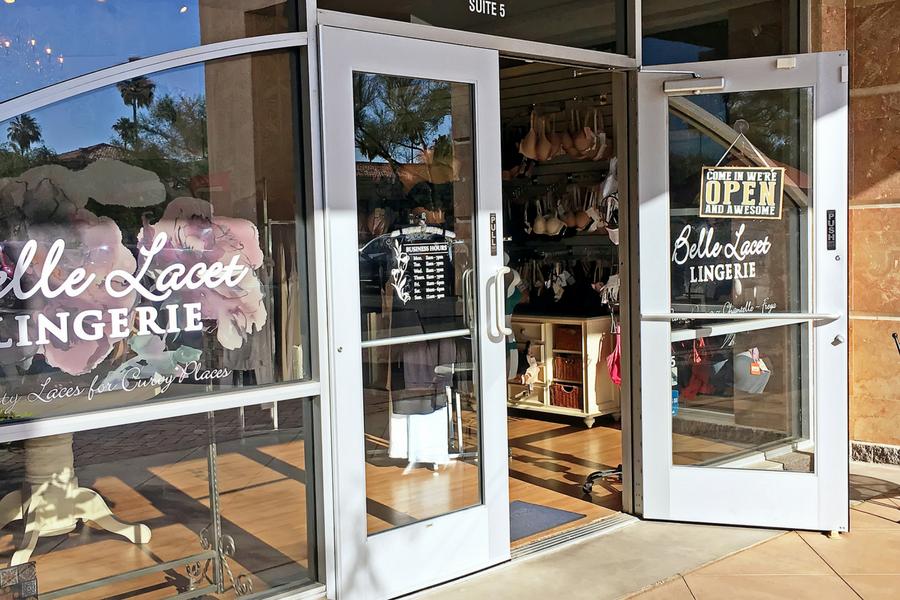 f1709020d0a Best Lingerie Stores: Belle Lacet in Chandler, Arizona - ParfaitLingerie.com