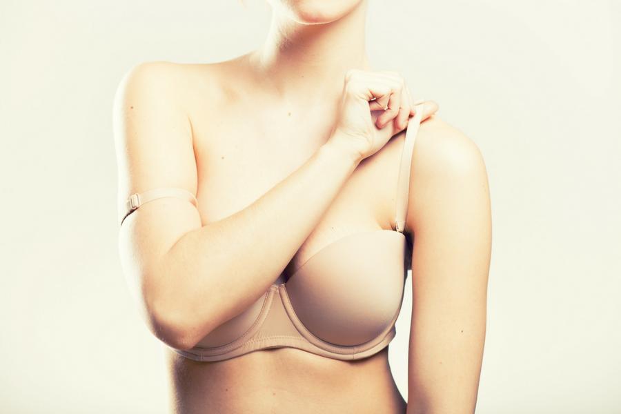 broken bra