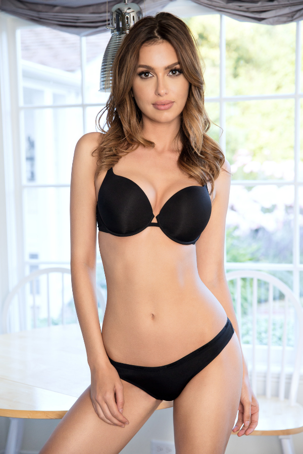 best push up bra for a cup