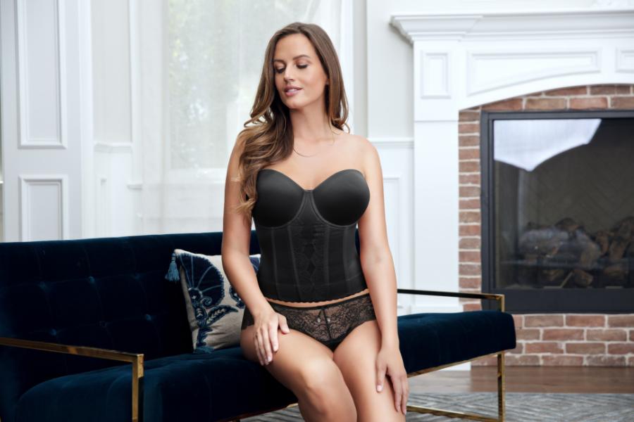 bustier vs corset