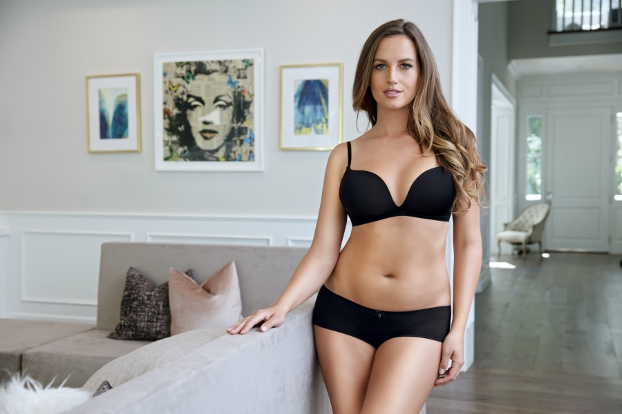 what is contour style bra
