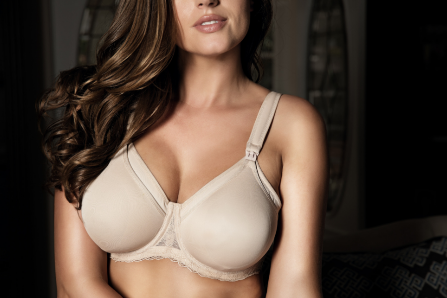 where to get fitted for nursing bra