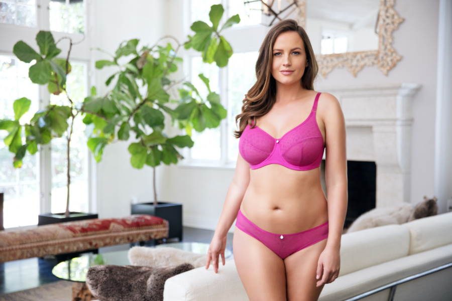 4e7508e2a62b8 Lingerie Favorites  Enora Minimizer Bra and Bikini - ParfaitLingerie.com
