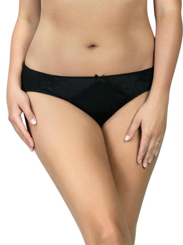 PARFAIT Aubrey Bikini P5763 Black Front 600x805 - Aubrey Bikini Black P5763