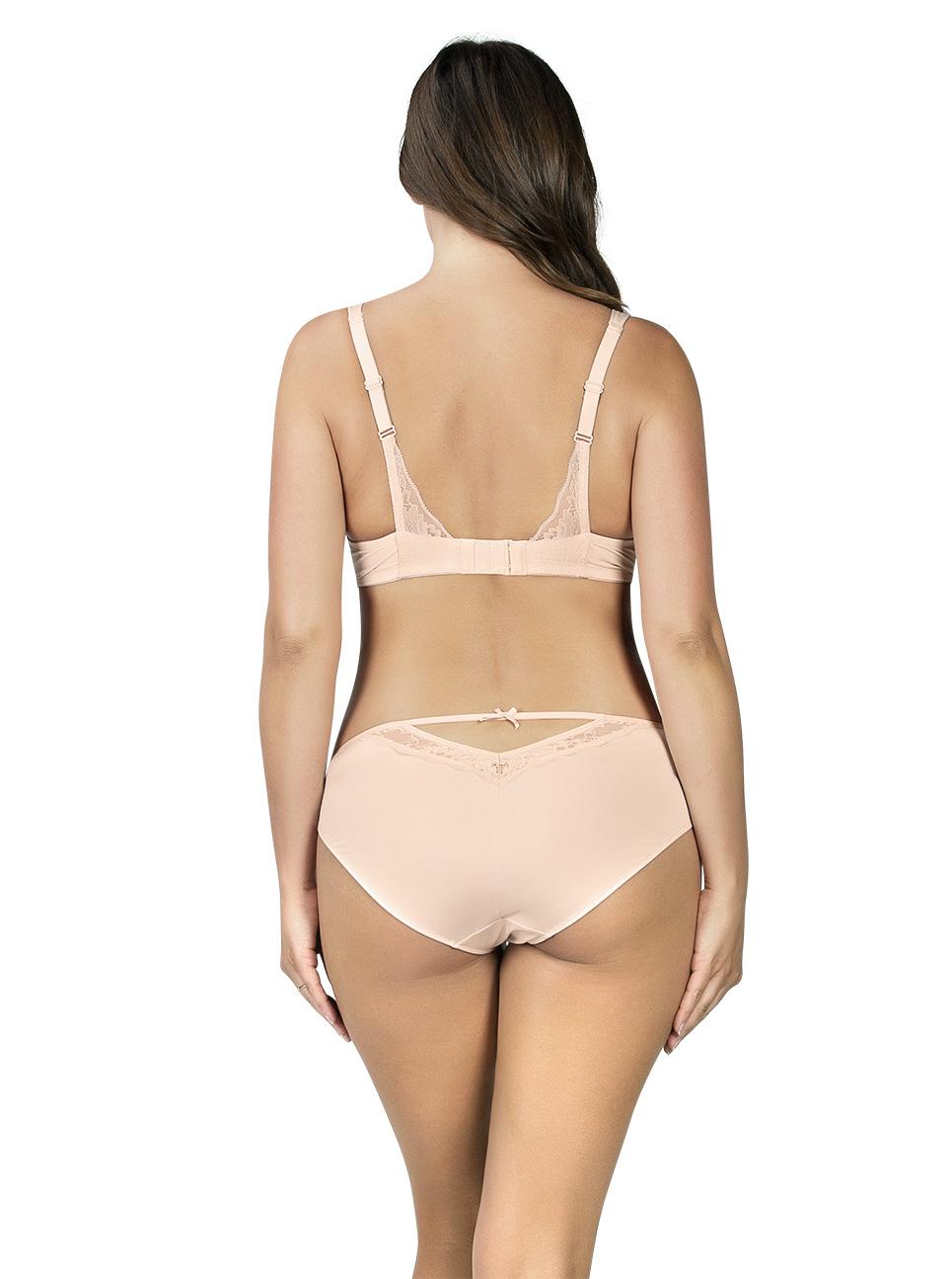 PARFAIT Aubrey PaddedBra P5761 Bikini P5763 Porcelain Back - Aubrey Bikini Porcelain P5763