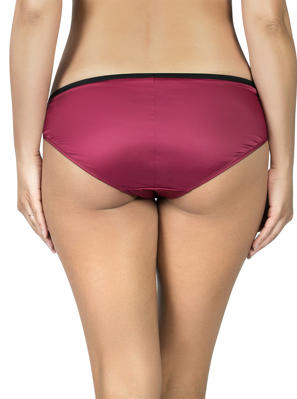 PARFAIT Charlotte Bikini6905 RioRed Back - Charlotte Bikini Rio Red 6905