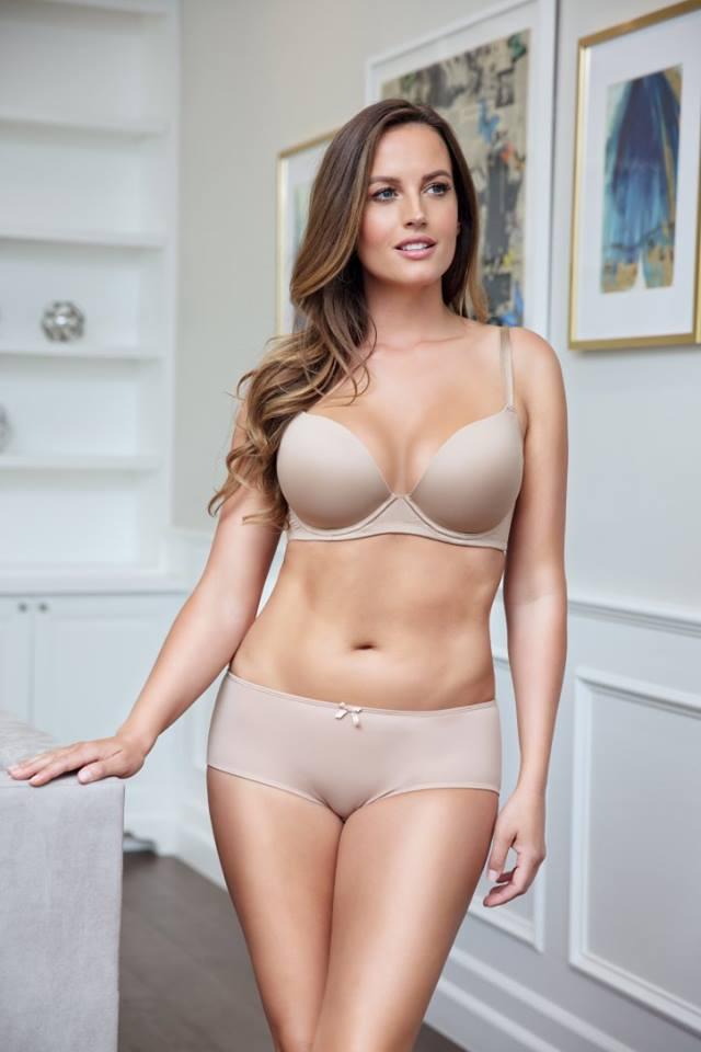 what bra to wear under plunging neckline