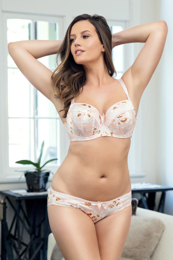 what is a demi bra