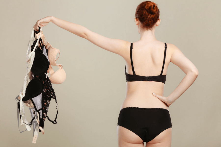how to fix a lumpy bra