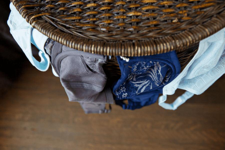 how to machine wash bras