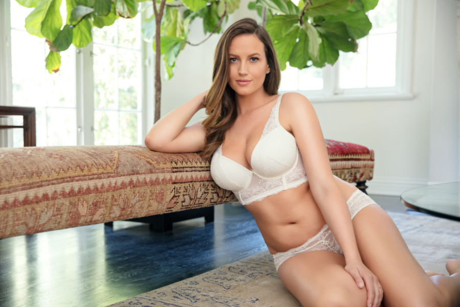 1a227dea84ec0 5 Unconventional Plus Size Bridal Lingerie Looks We Love